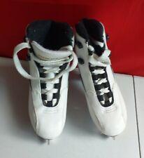 Roces ice skates Size uk 1  Eur 33 used white