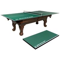 Dunlop 12mm 4 Pcs Indoor Table Tennis Table Conversion Top  No Assembly Required