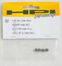 HPI RS4 Pro 4 0 3x5mm Pivot Balls (4pcs)