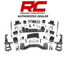 """2015-2017 Ford F-150 Pickup 4WD 6"""" Rough Country Suspension Lift Kit [557.22]"""