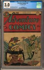Adventure Comics #100 CGC 3.0 (OW) *1418399007*