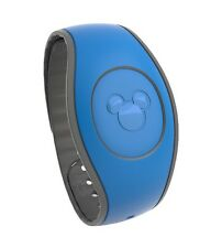 NEW 2017 Disney Parks Blue Magic Band 2 2.0 Link It Later MAGICBAND Linkable