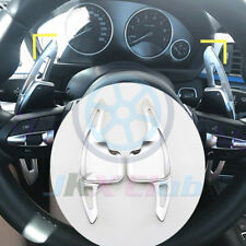 For BMW 1 2 3 4 5 6 Series X1 X3 X5 X6 Series 2pcs Steering Wheel Shift Paddle