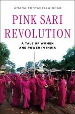 Pink Sari Revolution: A Tale of Women and Power in India-ExLibrary