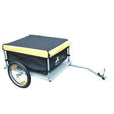 Wanderer Bicycle Bike Cargo Trailer Utility Luggage Cart Carrier with Cover Kit