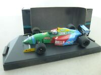 Onyx Model Racing Cars Benetton B190 Nannini Formula 1 90's Collection