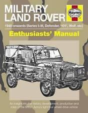 New Military Land Rover Manual (PB