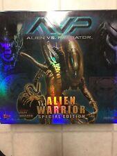"Hot Toys MMS29 Alien Vs. Predator Alien Warror Special Edition ""Brown Version"""
