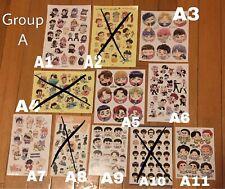 EXO Fanart Stickers Fansite Sticker Journal Scrapbooking (CHECK DESCRIPTION)
