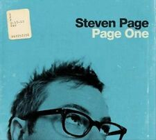 """STEVEN PAGE """"Page One"""" CD  by Steven Page"""