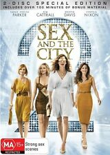 Sex And The City 2 (DVD, 2010, 2-Disc Set)