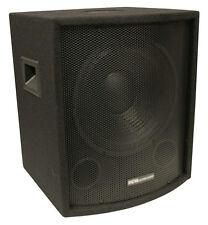 "NEW 12"" SubWoofer Speaker.Pro Audio.DJ.PA.Woofer w/ Cabinet.BASS Sub w/ box.8ohm"