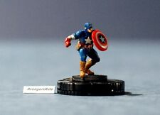 Marvel Heroclix Chaos War 001 Captain America Common