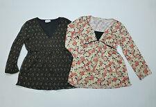 Motherhood Maternity Womens Size Medium Maternity Shirts Great Condition