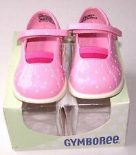 NWT GYMBOREE SWEET CUPCAKE PINK SHOES MARY JANE 2 BABY GIRL