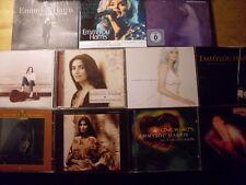 Emmylou Harris [11 CD +DVD] Live +Intended + Cimarron + Love Hurts +Hard Bargain