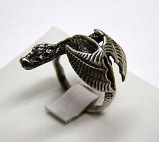 ring DRAGON #1105 Sterling Silver 925