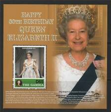 Gambia 2006 Queen's 80th B-Day SG MS4929 MNH