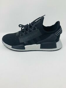 Women's Adidas Originals NMD_R1 V2 'Black Silver' Boost Sneakers Size 6.5-8.5