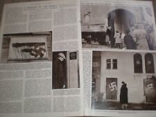 Photo article anti-semitism in West Germany 1960 ref AV