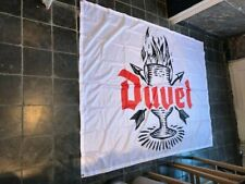 Duvel vlag reclame beer sign new