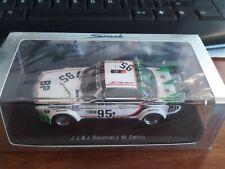 Spark 1/43 BMW CSL #95 1st GR2 Le Mans 1976 S1569