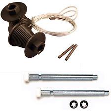 NEW CARDALE ROLLERS / Cones Cables REPAIR KIT CD45 Garage Door Spindles Wires
