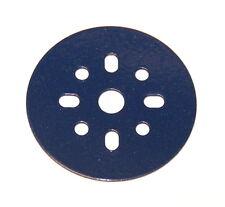 "Meccano Part 146b Circular Disk 2"" Blue"
