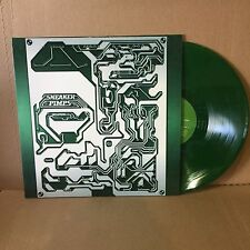 Sneaker Pimps - Becoming X - Rare Green Colored Vinyl LP Import Record