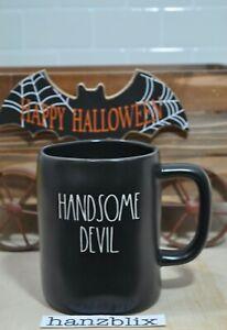 "Rae Dunn Mug Halloween Thanksgiving BOO Witch FALL Y'ALL ""YOU CHOOSE"" NEW'19-'20"