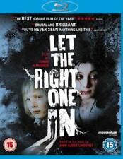 LET THE RIGHT ONE IN USED - VERY GOOD REGION B BLU-RAY