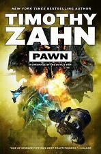 Pawn Book by Timothy Zahn A Cronicle Of The Siblyl's War-Hardcover-Brand New