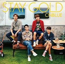 CNBLUE - Stay Gold: Version A [New CD] Ltd Ed, With DVD, Japan - Import