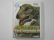 Jurassic The Hunted Nintendo Wii