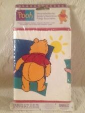 Winnie The Pooh & Piglet Friends Decorative Wall Border 5 Yd X 6.83 Inch