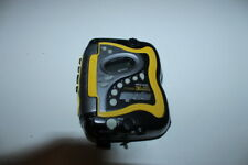 Sony Walkman wm-fs220 Sports Portable Cassette Am Fm Mega Bass For Parts Z