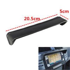 Anti-glare Car Dash Radio Sun Shade GPS Navigation Hood Cap Brim Hat 20.5x5cm 1x