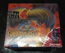 A case of 1995 Gargoyles the Movie 36 Unopened Trading Card Pack Box Skybox NS56