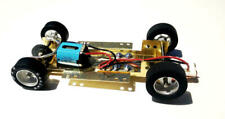 H&R Racing HRCH11 Adjustable Chassis w/ 18,000 RPM Motor 1:24 Slot Car