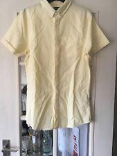 Goodsouls Yellow S/S Shirt Size Small