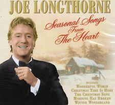 Joe Longthorne - Seasonal Songs From The Heart CD