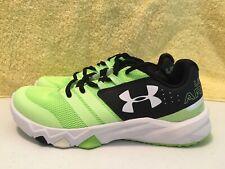 UNDER ARMOUR Boy's BOYS GRADE SCHOOL PRIMED Running Sneaker YOUTH SIZE - 6.5 NEW