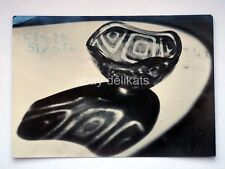 MILANO 1951 Nona Triennale vetro glass ORREFORS Sven Palmqvist vecchia cartolina