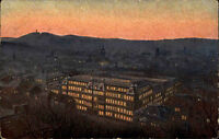 Feldpostkarte 1. Weltkrieg STUTTGART Gebäude Allgem. Dt. Versicherungs-Verein