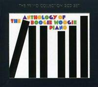 Anthology Boogie Woogie Piano - Various (NEW 2 x CD)
