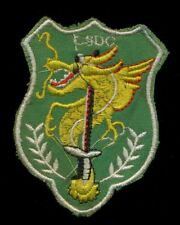 ARVN South Vietnamese CSDC Police Vietnam Patch S-2