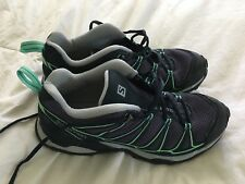 SALOMON X ULTRA PRIME Womens Hiking Trail Shoes-9.5-NEW store display