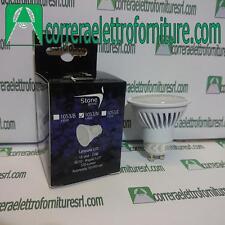 Faretto a LED GU10 7,5W luce bianco neutro 4000K STONE 1053/N