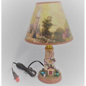 14-inch Decorative Lighthouse Lamp