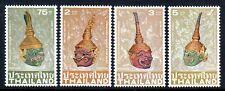 1981 THAILAND CLASSICAL DANCE MASKS SG1066-1069 mint unhinged